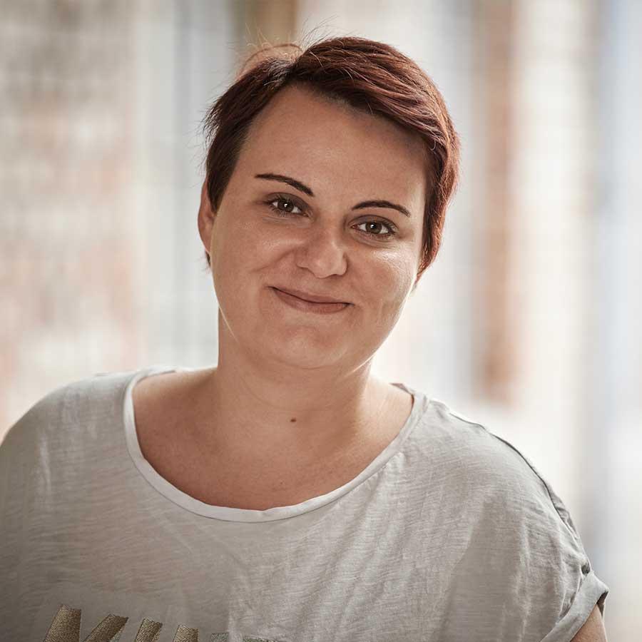Lisa Nowak, Leitung Vertriebsinnendienst