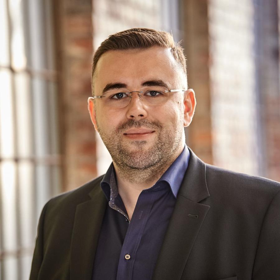 Christoph Fleckl, Head of IT