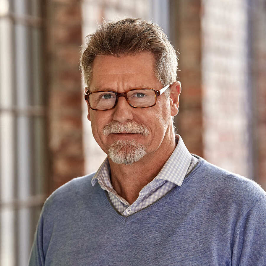 Markus Müller, International Sales Manager